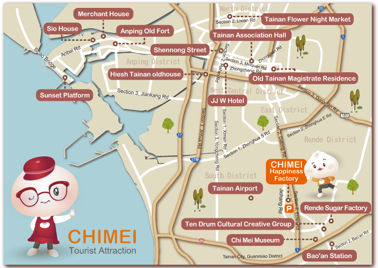 Chimei Happiness Factory